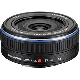 OLYMPUS M.Zuiko Digital 17mm f/2.8 - Black [no box] - Camera Mirrorless Lens